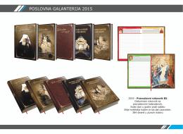 Katalog poslovne galanterije za 2015