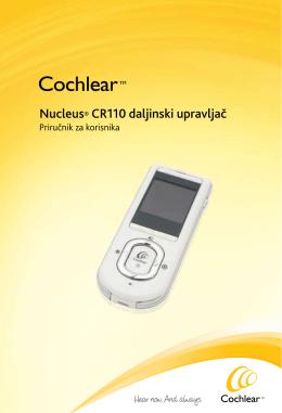 Nucleus® CR110 daljinski upravljač