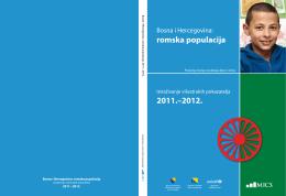 romska populacija 2011.–2012.