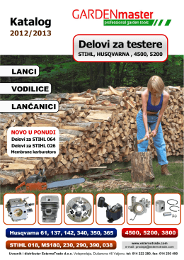 Katalog PDF - 6,8MB