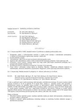 Izvještaj STK C4 (pdf)