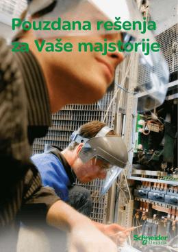 Industrija liflet