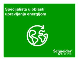 Rešenja - Schneider Electric