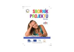 Elektronická verze Sborníku projektů