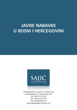 Untitled - Advokatska firma SAJIĆ | Banja Luka