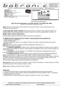 VCR20-1FA-100A