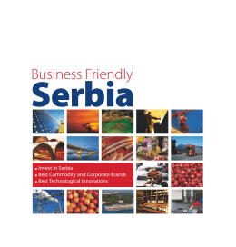 Business Friendly Serbia