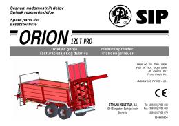 Orion 120 T Pro