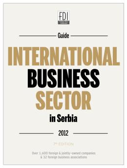 in serbia - CorD magazine