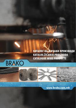 Каталог на жичани производи Katalog žiČanih proizvoda