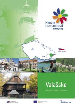 Valašsko - turistický průvodce regionem