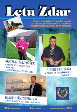 LETU ZDAR 3/2015 - Ecoteam Matuška