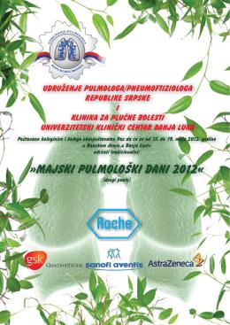 MPD 2012.cdr - Klinika za plucne bolesti, Klinicki centar, Banja Luka