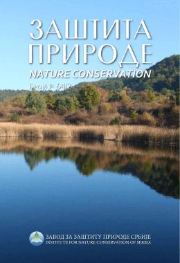 Prelom 02.indd - Завод за заштиту природе Србије