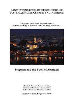 Knjiga apstrakata (PDF)