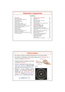 Elektricitet i magnetizam za studente matematike (PDF)