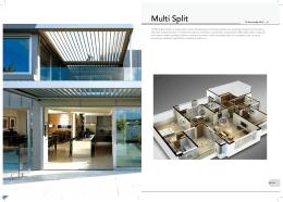 Multi split klima uređaji