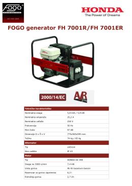 FH7001R - FOGO.rs