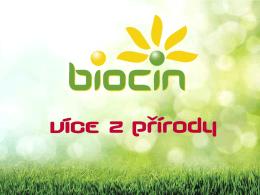 Prezentace Biocin-F