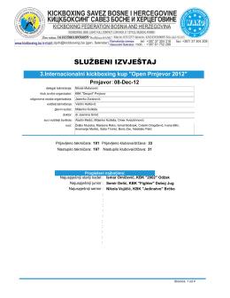 SLUZBENI_IZVJEŠTAJ-3.Internacionalni_PRNJAVOR_OPEN_2012