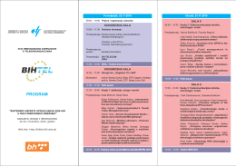 program Bihtel 2010