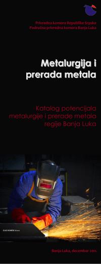 Metalurgija i prerada metala