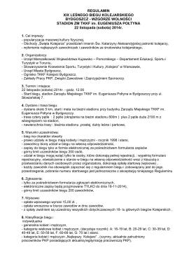 Regulamin - System formularzy Ultimasport.pl