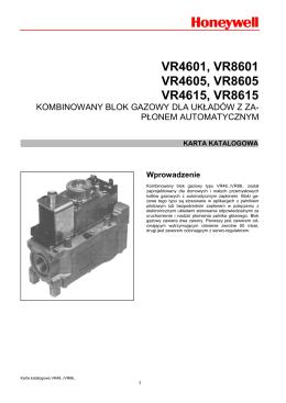 VR46/VR86 Karta katalogowa (jęz. polski, pdf, 250 KB)