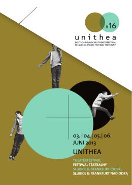 #16 unithea