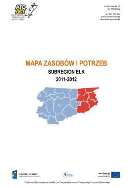 Subregion Ełk - ATOMY w Sieci