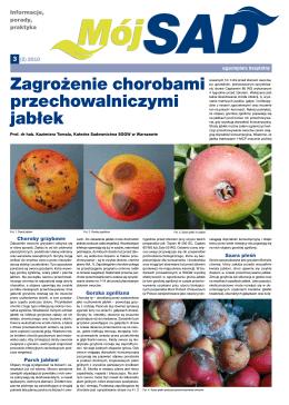 Mój Sad 2/2011 - Arysta LifeScience Polska