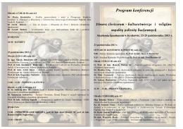 Pobierz program konferencji w formacie pdf