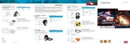 3M - materiały ścierne Cubitron II i środki ochrony Speedglass