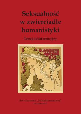 Seksualność w zwierciadle humanistyki