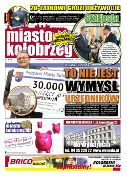 Starosta - Miastokolobrzeg.pl