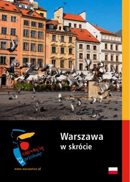 Warszawa w skrócie