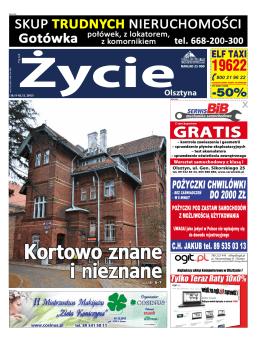 Mój rynek - Nowe Życie Olsztyna