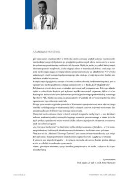Kardioprofil 1/2010 - wydawnictwo medyczne MEDEDU