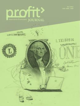Pobierz w wersji PDF - Magazyn PROFIT Journal