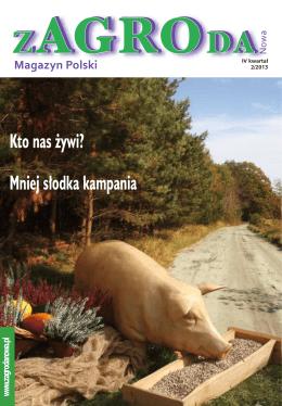 Kto nas żywi? - ZAGRODA Nowa Magazyn Polski