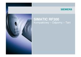 RF300 w aplikacjach produkcyjnych - IMPOL-1