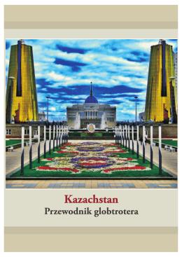 Kazachstan Przewodnik globtrotera