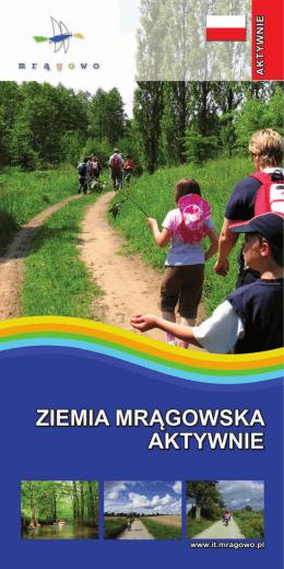 Ziemia Mrągowska Aktywnie - Informacja turystyczna Mrągowa i okolic