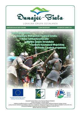 pl - Lokalna Grupa Działania Dunajec