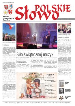"""17 numerze gazety """"Słowo Polskie"""""""