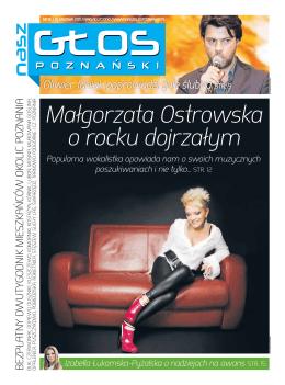 Pobierz numer - Nasz Głos Poznański