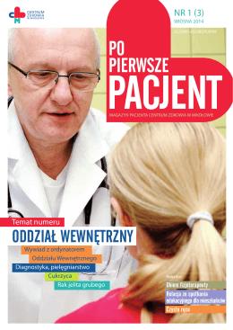 PO PIERWSZE - Centrum Zdrowia w Mikołowie sp. z oo