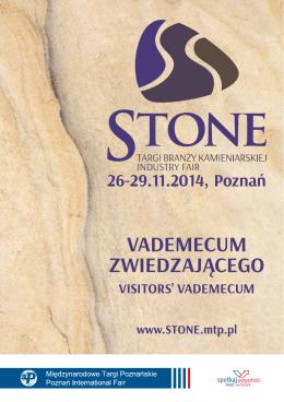VADEMECUM ZWIEDZAJĄCEGO - Stone