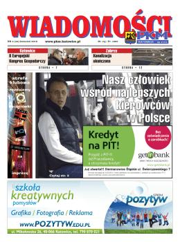 zycie myslowic - PKM Katowice Sp. z oo