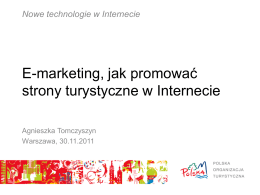 E-marketing - SIRMA plus